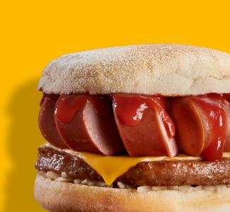 Mega Burger image