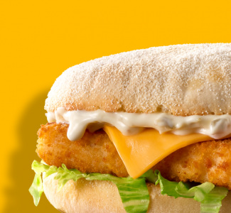 Fish Finger Burger image