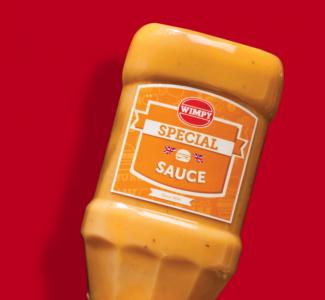Wimpy Special Sauce Bottle image
