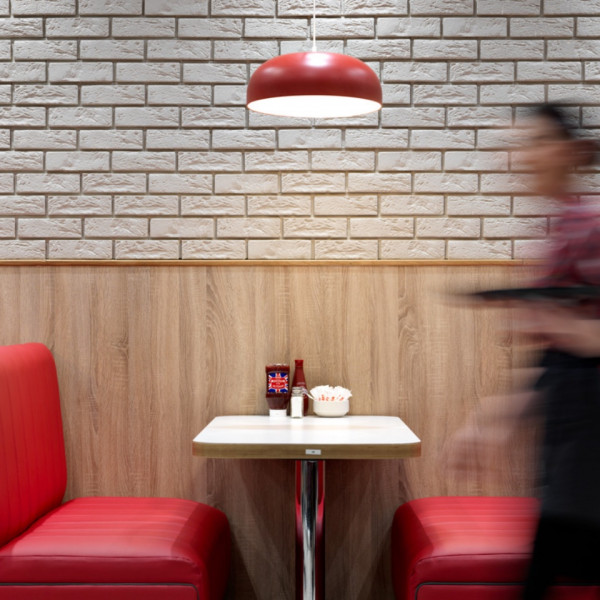 News article image (Wimpy restaurants to re-open dining areas)
