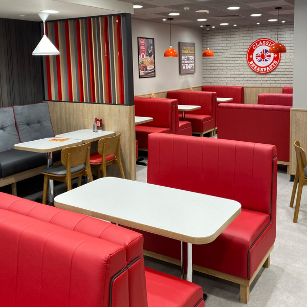 News article image (Wimpy Ashford debuts a brand new look)
