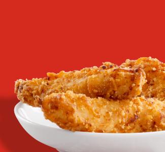 3 Chicken Strips image