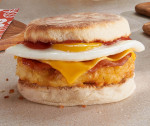 Bacon & Hashbrown Muffin image