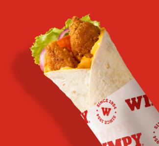 Chicken Wrap image