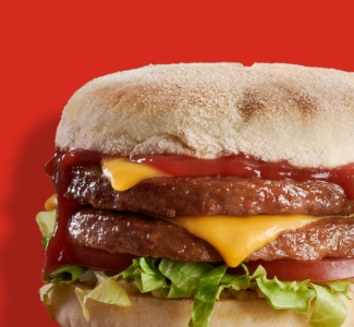 Double Wimpy Cheese Burger image